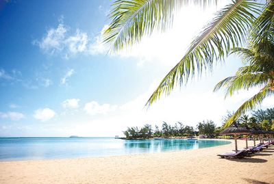 Heiraten & Honeymoon auf Mauritius: LUX* Grand Gaube