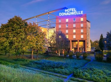 Trans World Hotel Donauwelle Linz