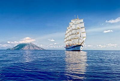 Winterspecial bei Star Clippers
