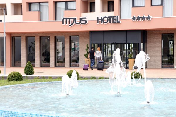 Mjus World Resort & Thermal Park  Superior