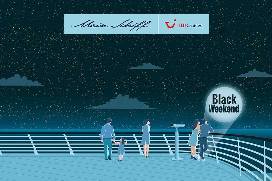 Black Friday Special TUI Cruises
