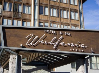 Hotel & SPA Wulfenia  Superior