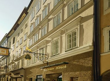 Goldener Hirsch - A Luxury Collection Hotel